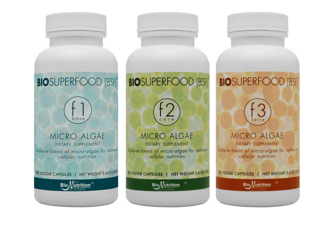 Biosuperfood - Detox metaux lourds avec Advanced TRS
